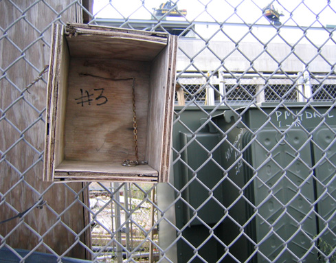 Newtown Creek Sewage Treatment Plant Calendar: March