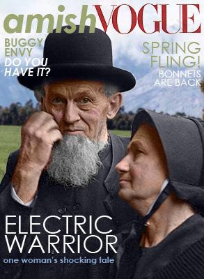 Amish Vogue